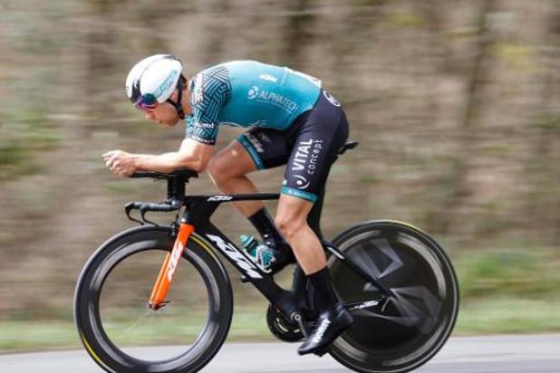 Tour de France - B&B Hotels-Vital Concept sélectionne Jens Debusschere