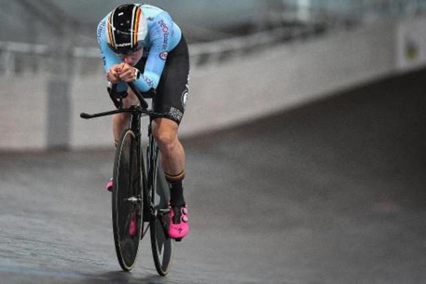 WK baanwielrennen - Jolien D'hoore achtste in omnium, goud voor Japanse Kajihara