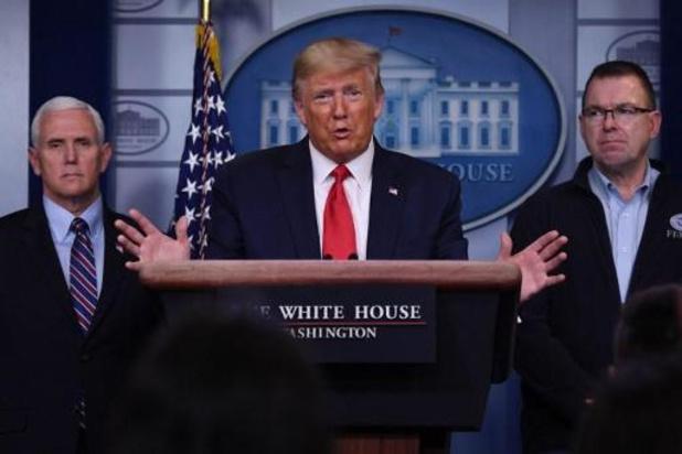 """Les Etats-Unis ne suivent pas encore le Canada, Trump fait confiance à son """"grand ami"""" Abe"""