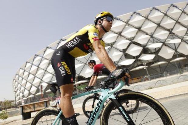 Tour d'Italie: Dylan Groenewegen dans la sélection de Jumbo-Visma pour son retour de suspension