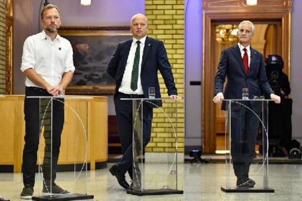 Début de délicates tractations en vue d'un nouveau gouvernement en Norvège