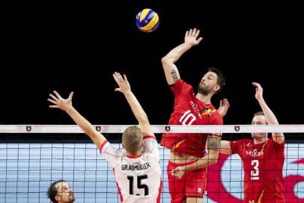 EK volley (m) - Brecht Van Kerckhove is tevreden dat Red Dragons weinig energie verspilden