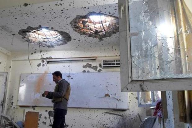 Afghanistan pakt vermoedelijke dader van aanslag op universiteitscampus in Kaboel op