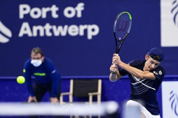 European Open - Alex de Minaur se joue de Dimitrov et rejoint Humbert en finale