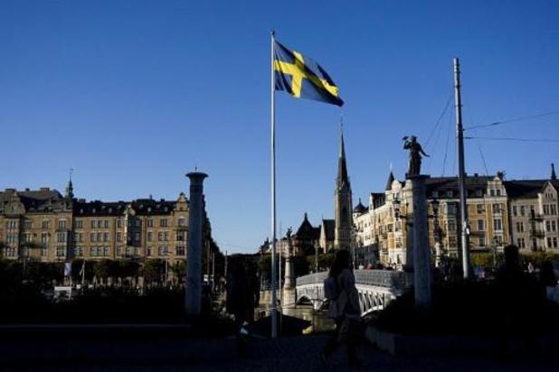Drie mensen in levensgevaar na mogelijke terreurdaad in Zweden
