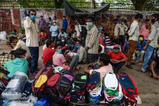 Indiase miljoenenstad Chennai opnieuw onder lockdown