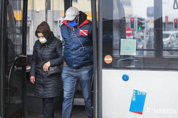 Les Bruxellois et les transports en commun: une annonce biaisée