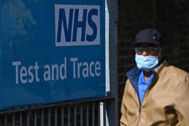 Meer dan 58.000 nieuwe besmettingen in Verenigd Koninkrijk