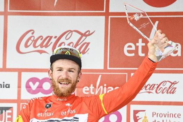 Tour de Wallonie - Jakobsen a remporté sa 2e étape, Quinn Simmons le classement final