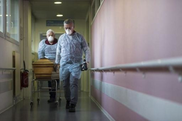 """""""2020 dodelijkste jaar sinds Spaanse griep in 1918"""""""