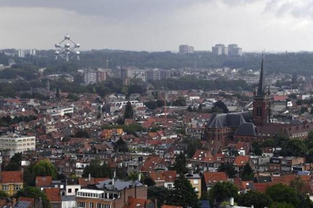 Brussel trappelt ter plaatste op ranglijst duurste steden