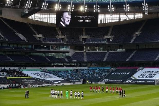 Geen voetbal in Verenigd koninkrijk tijdens begrafenis prins Philip