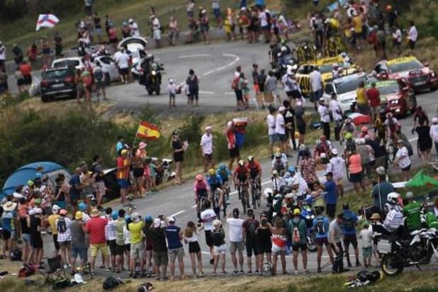 Le Tour pourrait démarrer avec un nombre limité de spectateurs