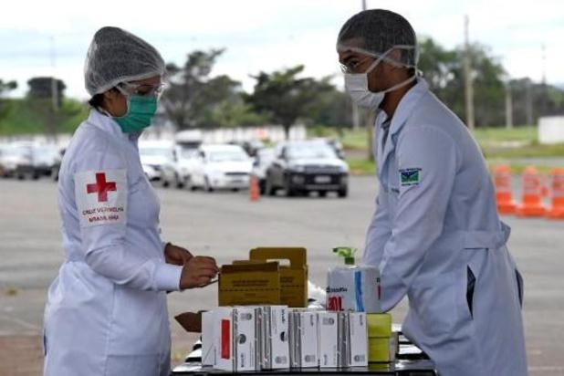 Meer dan 7 miljoen besmettingen in Brazilië