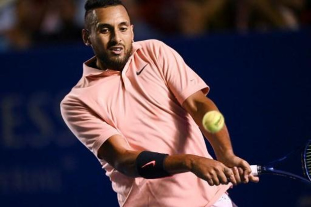 US Open - Nick Kyrgios ne participera pas à l'US Open