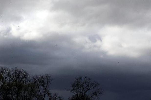 Weerbericht - Bewolkt maar meestal droog