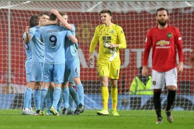 Premier League - Manchester United lijdt derde competitienederlaag in vier wedstrijden