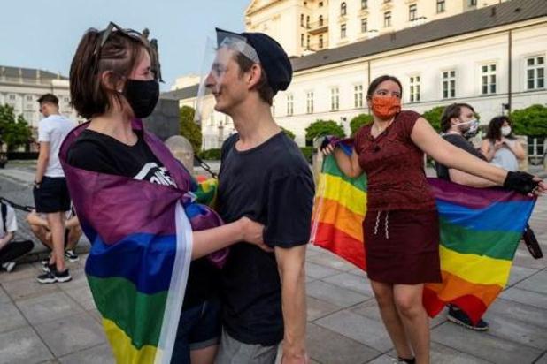 """Elio Di Rupo choqué par des propos du président polonais sur """"l'idéologie LGBT"""""""