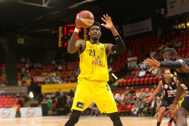 Ligue des Champions de basket - Ostende battu d'entrée par Strasbourg