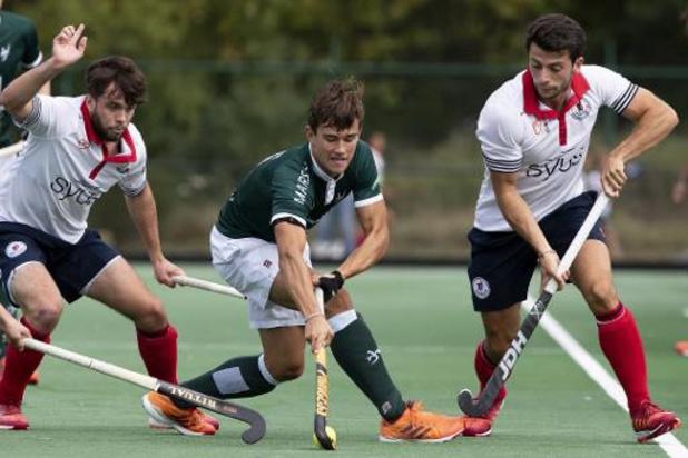 Belgian Men Hockey League - Waterloo Ducks et Gantoise déjà seuls leaders de leur poule