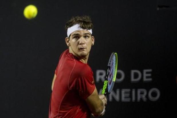 ATP Santiago - Thiago Wild en Casper Ruud spelen de finale