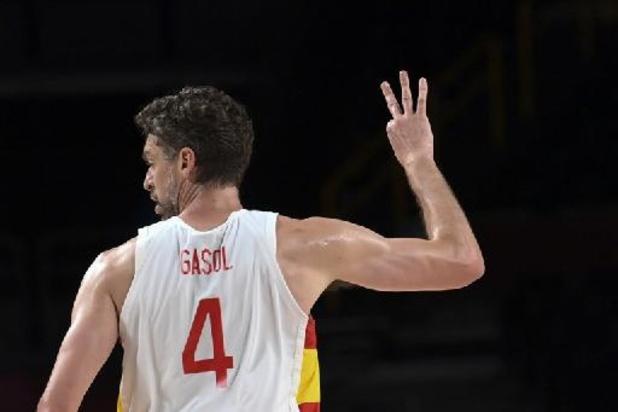La légende espagnole du basket Pau Gasol annonce sa retraite