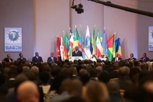 Tchad: le président Déby investi candidat à un 6e mandat