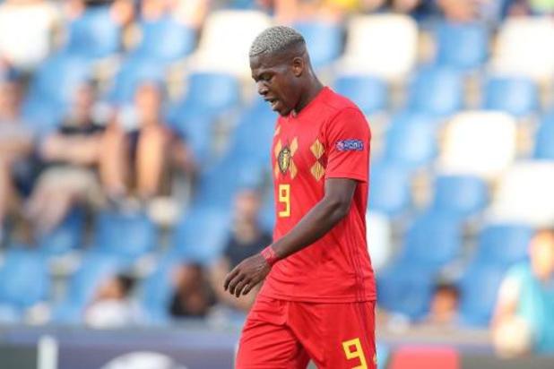 Aaron Leya Iseka, prêté à Metz, revient en Ligue 1 française