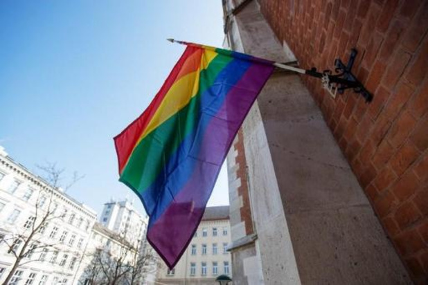 Brussels Parlement ontvangt Belgian Pride