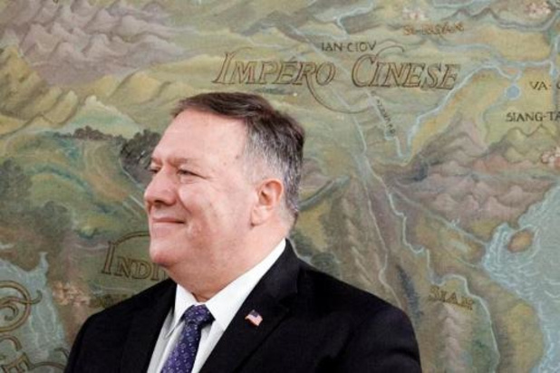 VS-minister Mike Pompeo plant receptie met 900 gasten