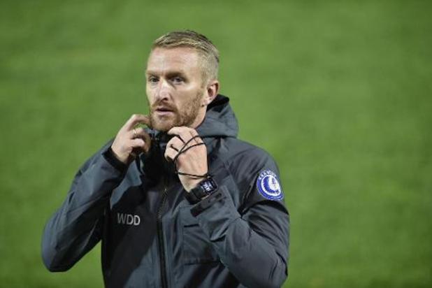 Europa League - AA Gent verliest eerste groepsmatch bij Tsjechische Slovan Liberec