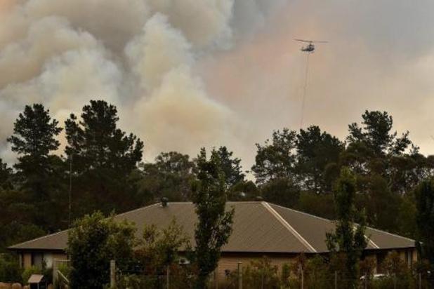 Feux de forêt en Australie - Une pluie de Noël offre une trêve aux pompiers, qui redoutent les prochains jours