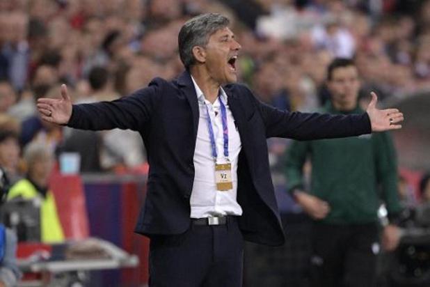 Ligue des Champions - Felice Mazzu déplore les erreurs défensives et assume les responsabilités de la défaite
