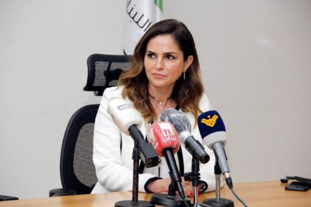 Eerste Libanese minister stapt op