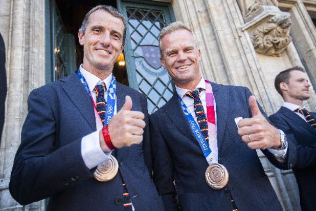CHIO AKen - Jérôme Guéry derde in Grote Prijs Europa, ook andere olympiërs klaar voor Landenprijs