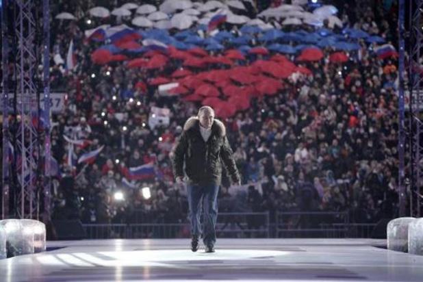 Coronavirus - Concert in stadion in Moskou ondanks coronapandemie