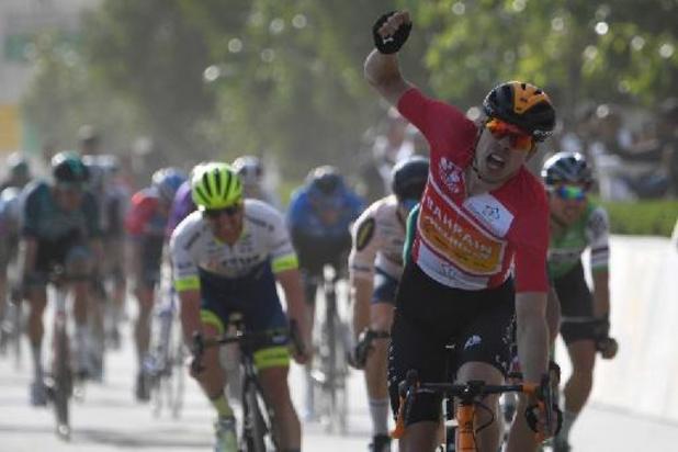 Tour de Slovénie: la première étape au sprint et le premier maillot de leader pour l'Allemand Phil Bauhaus