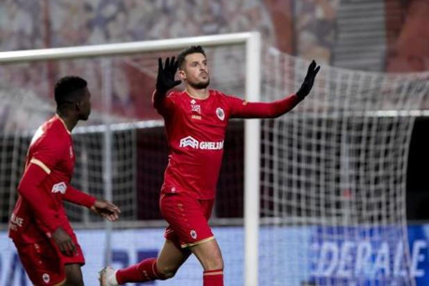 Jupiler Pro League - Mirallas bezorgt Antwerp de zege tegen KV Mechelen