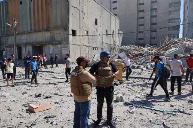 """Conflit israélo-palestinien - Garantir la sécurité des médias est """"capital"""", rappelle Washington à Israël"""