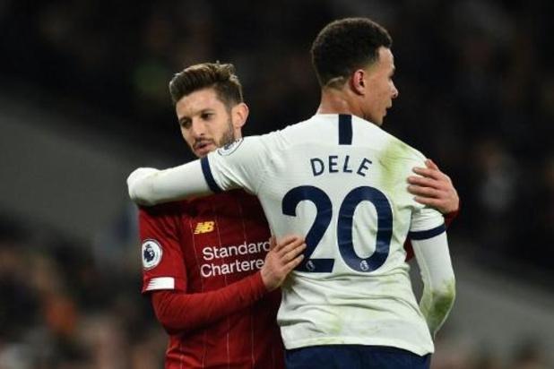 Adam Lallana restera à Liverpool jusqu'au bout de la saison