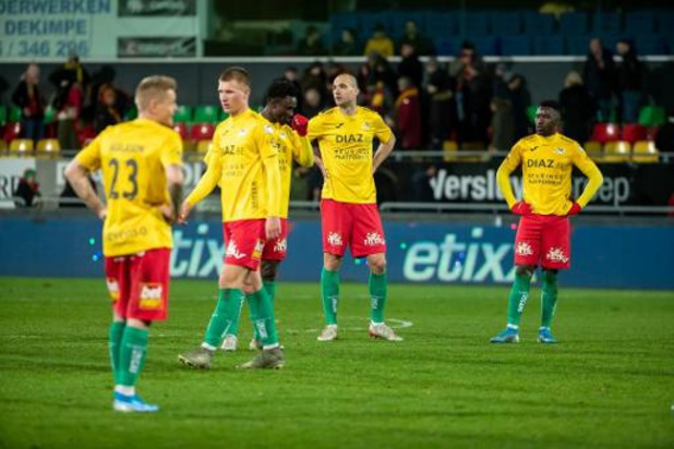 Les pertes cumulées du KV Oostende atteignent plus de 23 millions d'euros
