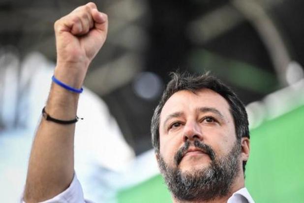 Proces tegen Salvini over migratiebeleid geopend op Sicilië