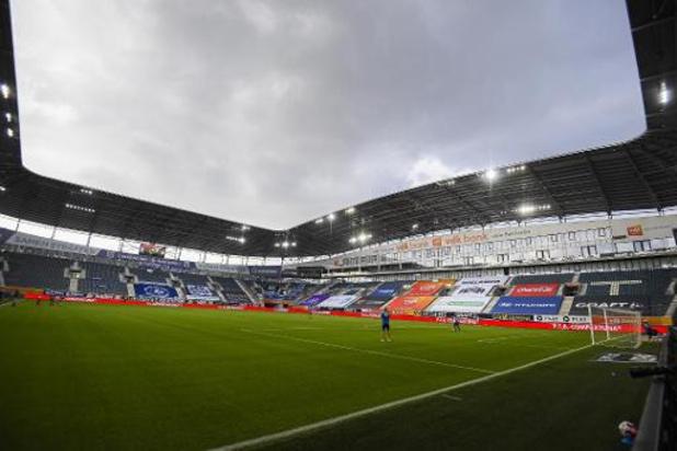 AA Gent strikt Noorse verdediger Hanche-Olsen