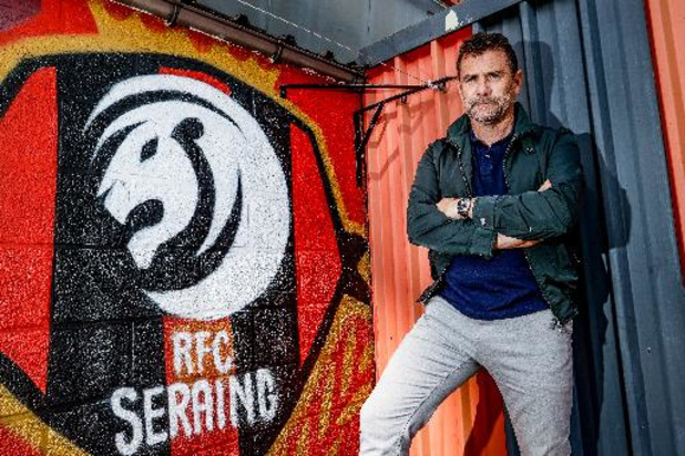 Jupiler Pro League - Jordi Condom neemt over bij Seraing