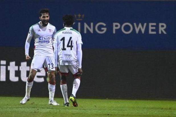 Jupiler Pro League - OH Leuven deelt tik uit aan Antwerp