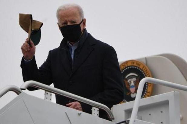 """Biden veut """"recalibrer"""" la relation avec Ryad, communiquera avec le roi"""