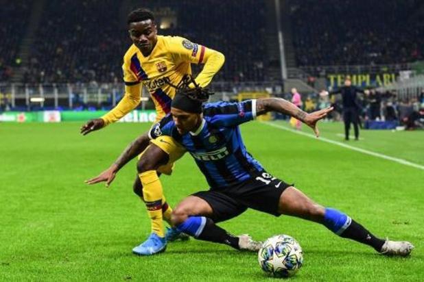 Transfer Deadline Day - Barcelona stalt Wagué (ex-Eupen) bij Nice