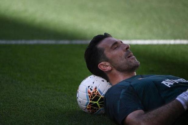 Serie A - Buffon is met 648 wedstrijden recordhouder in Serie A