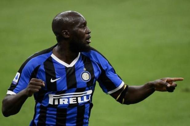 Les Belges à l'étranger - Reprise victorieuse pour Lukaku et l'Inter Milan