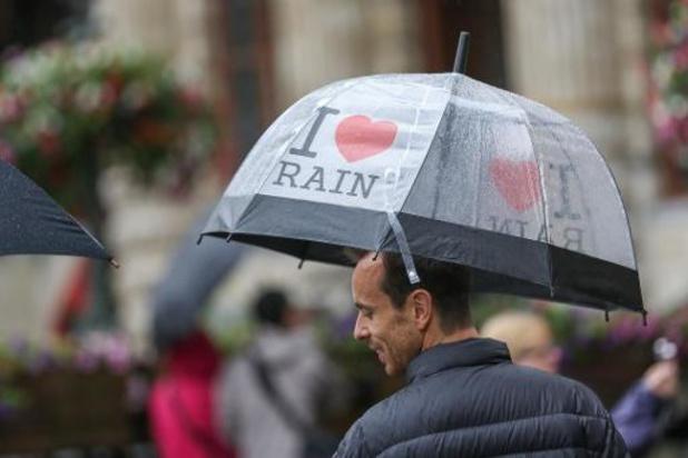 Un temps toujours pluvieux ce jeudi